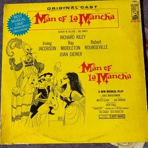 Other - 1966 Man Of La Mancha, Original Cast, Vinyl